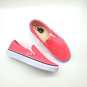 Vans Classic slip-on pink 💗lemonade (CL)